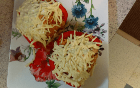 MicroMeals: Stuffed Peppers