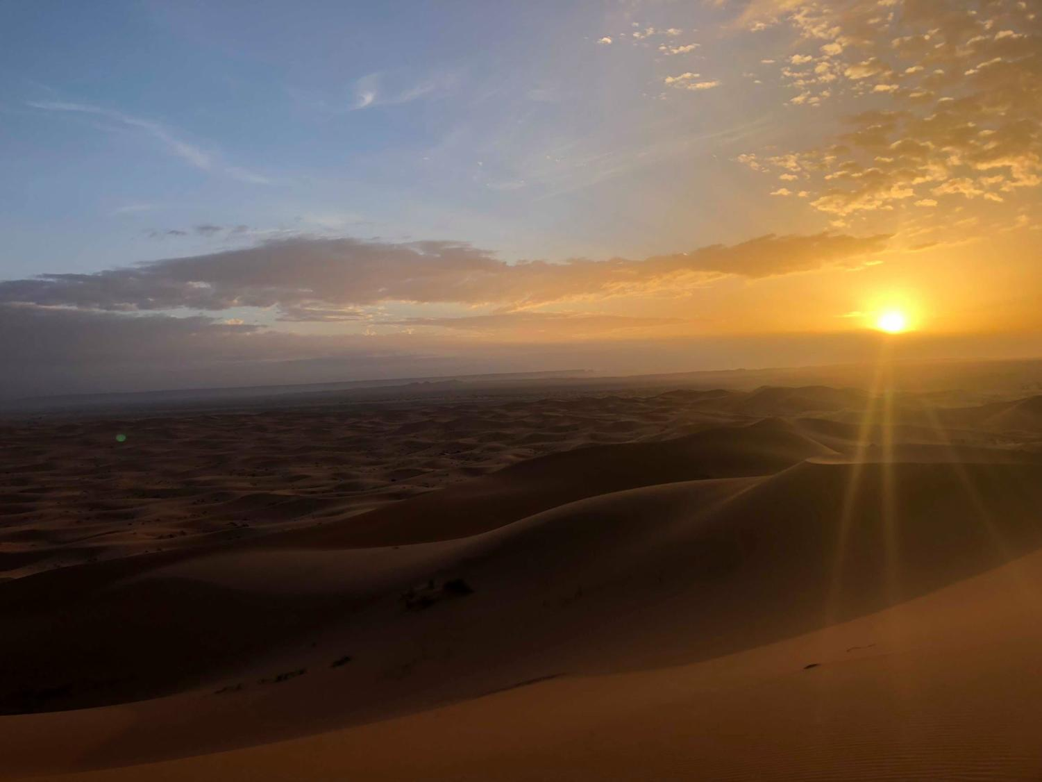 Views In The Sahara