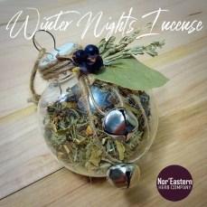 Winter Nights Incense