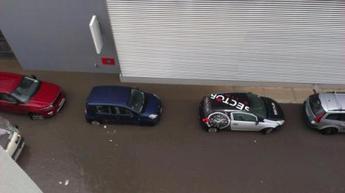 Malta regnar