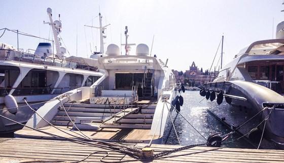 Manoel Island Yatch Marina