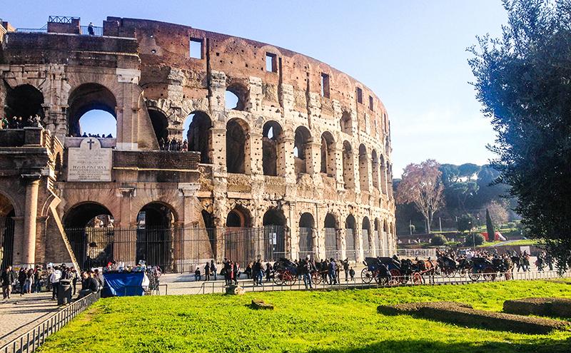 Jul i Rom - Del 1