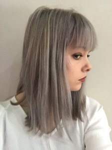 REVIEW Colour Freedom Metallic Glory Silver Grey