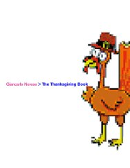 the thanksgiving book, 2000