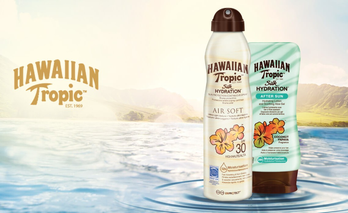 Hawaiian Tropic Desktop
