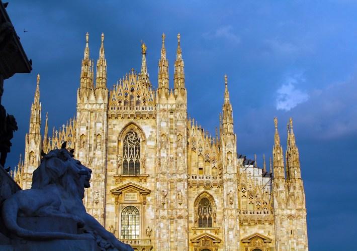 Duomo Milan Italia