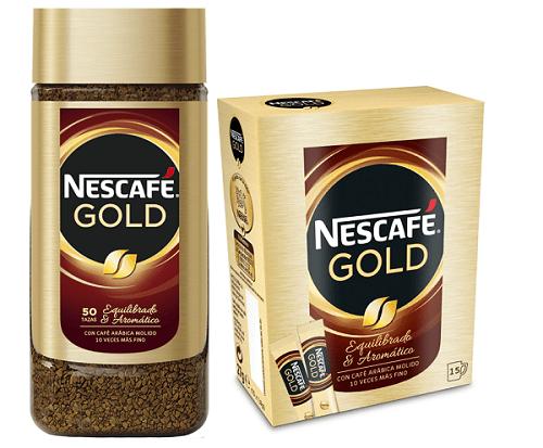 Opinión Nescafé Gold