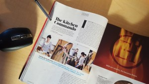 The Kitchen Commando Article on Atelier Crenn Cookbook