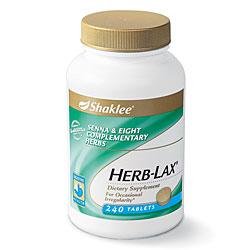 tips kempiskan perut dengan herb-lax