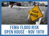 FEMA Flood Risk Open House