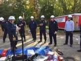 Norfolk County Tech Rescue Team training - 03
