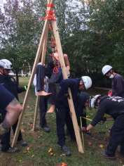Norfolk County Tech Rescue Team training - 13
