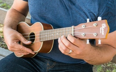 Ukulele Performance with The Unlikely Strummers