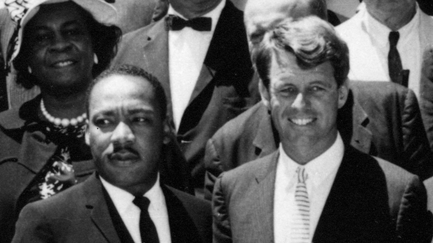 The Assassinations of MLK Jr. & RFK with Dr. Gary Hylander