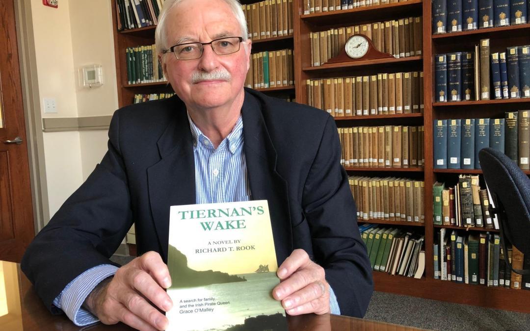 Author visit: Richard T. Rook