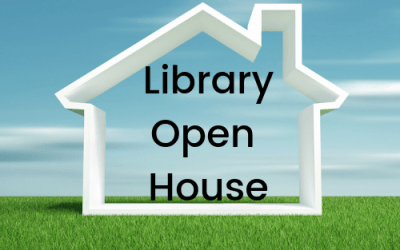 Library Open House