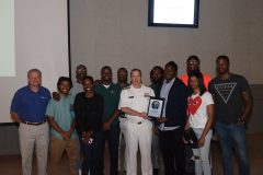 NSU Drone Team Receives Tenacity Award