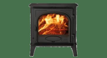 Stovax Stockton 5 Wide, Single Door, Wood Burner