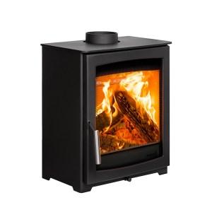 Image of Aspect 5 Compact Eco wood & multifuel stove