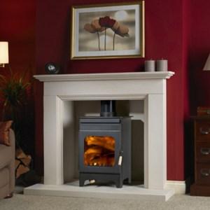 Image of Burley Hollywell wood burning stove