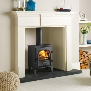Image of Stockton 5 wood and multifuel stove