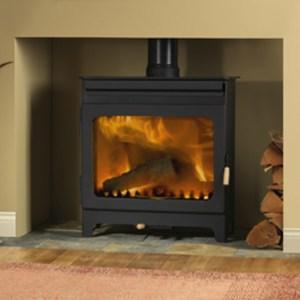 Image of Burley Wakerley wood burning stove