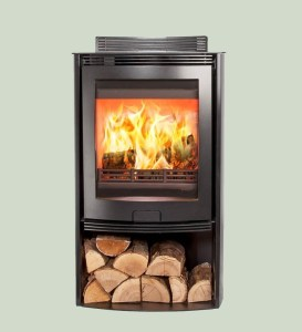 Image of Di Lusso R5 Euro wood burning stove