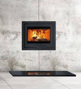 Image of Di Lusso R6 wood burning stove