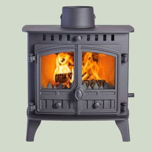 Image of Hunter Herald 6 wood and multifuel stove