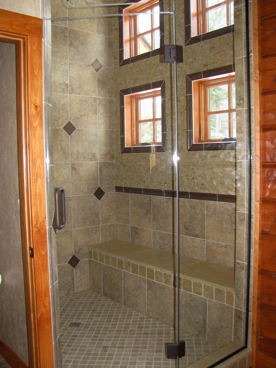 Tile Projects Amp Custom Shower Gallery Northern Glass