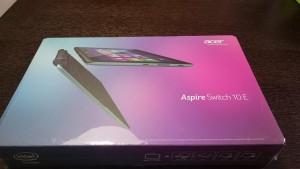 Aspire Switch 10 E 1