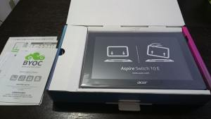Aspire Switch 10 E 2