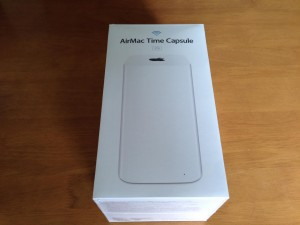Air Mac Time Capsule 1