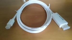 Thunderbolt - HDMI 2