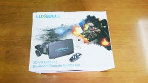 Luxebell® 3D VRメガネ  01