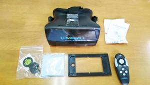Luxebell® 3D VRメガネ  03
