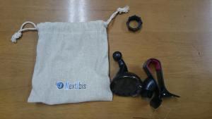 NextIbis スマートフォンホルダー 01