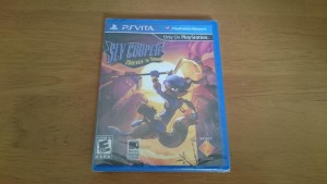 Sly Cooper 1