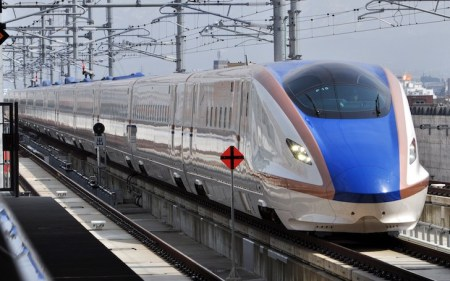 上野駅の北陸新幹線「はくたか」乗り場は何番線ホーム?