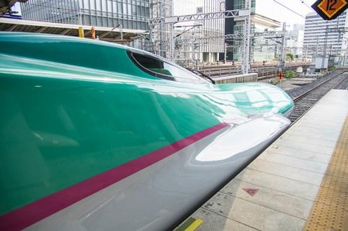 東京駅の北海道・東北新幹線「はやて」乗り場は何番線ホーム?
