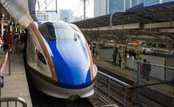 東京駅の北陸新幹線「あさま」乗り場は何番線ホーム?