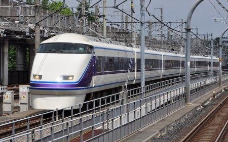 新宿駅の特急きぬがわ(スペーシアきぬがわ)乗り場は何番線ホーム?
