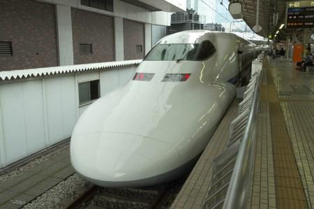 名古屋駅の東海道・山陽新幹線「こだま」乗り場は何番線ホーム?