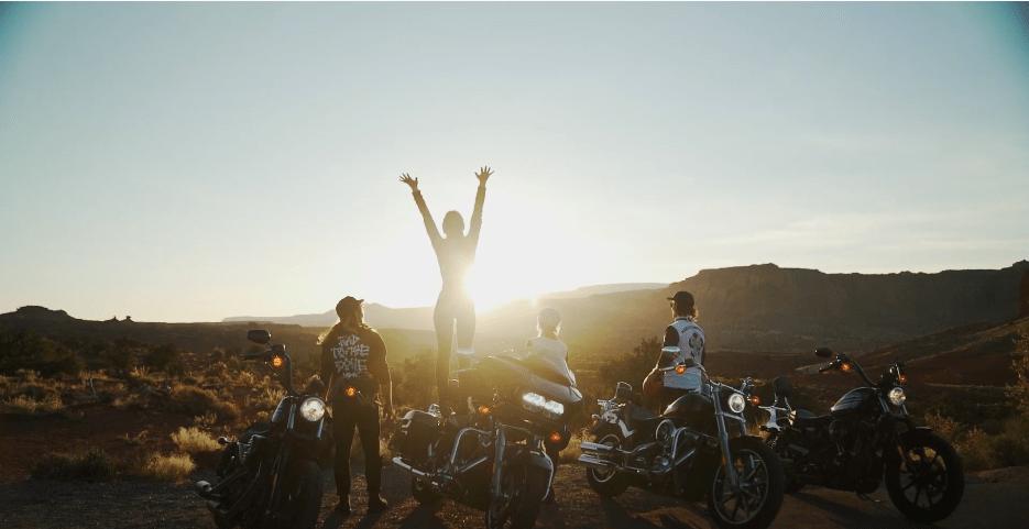 Salty Summer | Harley-Davidson x EagleRider