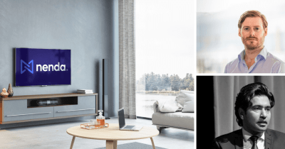 Swedish streaming service Nenda chooses leading Nordic TV tech solution provider for user interface