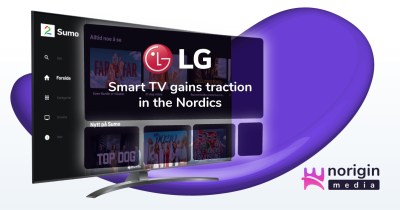 TV 2 Sumo upgrades LG Smart TV Apps with Norigin Media