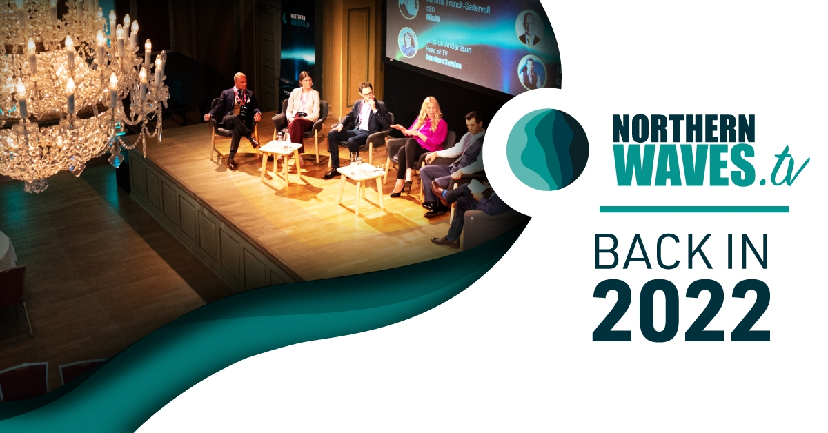 Northern Waves Reschedules Oslo TV Conference to 2022