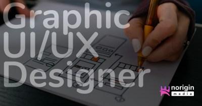 Graphic UI/UX Designer