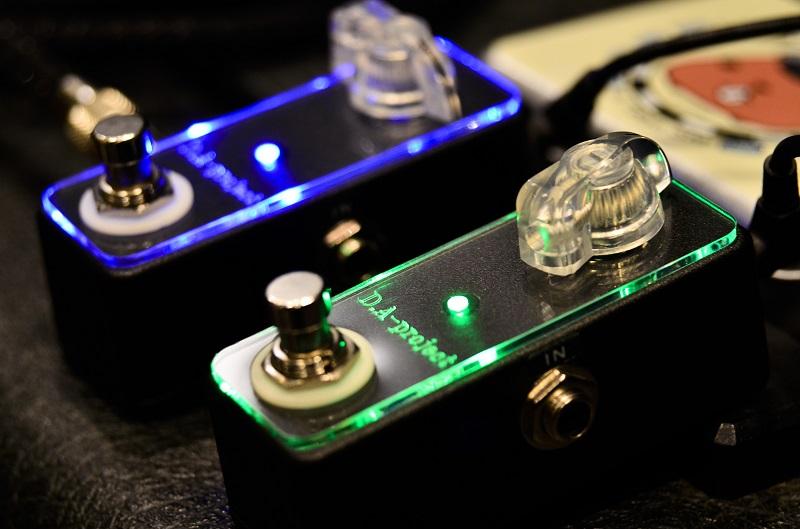 D.A-Booster 【最新】ギタリスト田中義人さんのエフェクターボードを解析!ギターを支える機材の数々を紹介!