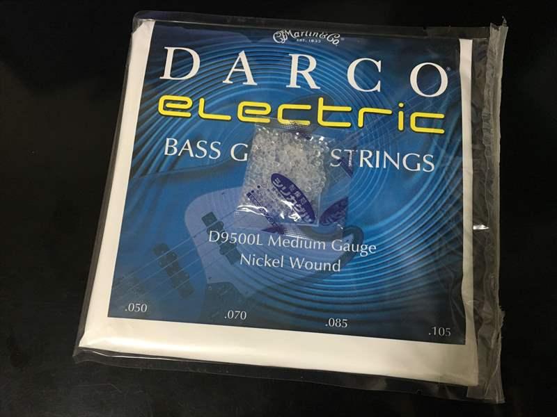 DARCO D9500L  2100円 Bass Strings 50-105 ベース弦 Medium